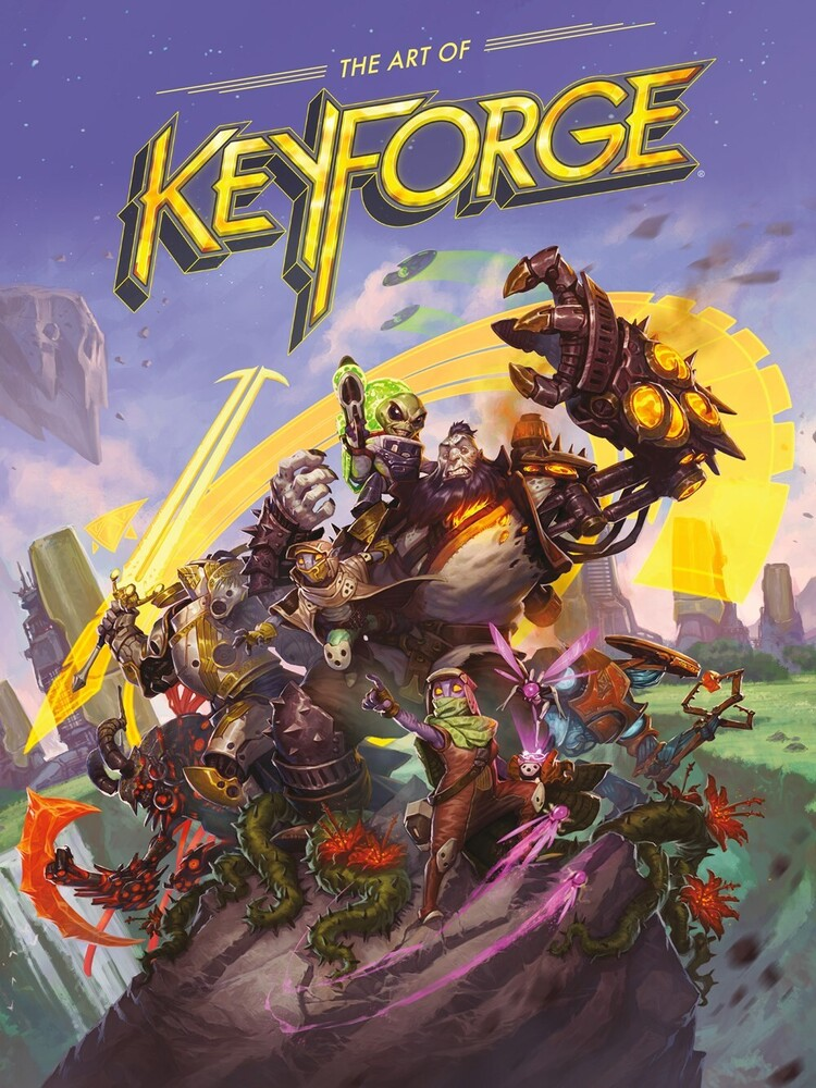 - The Art of KeyForge