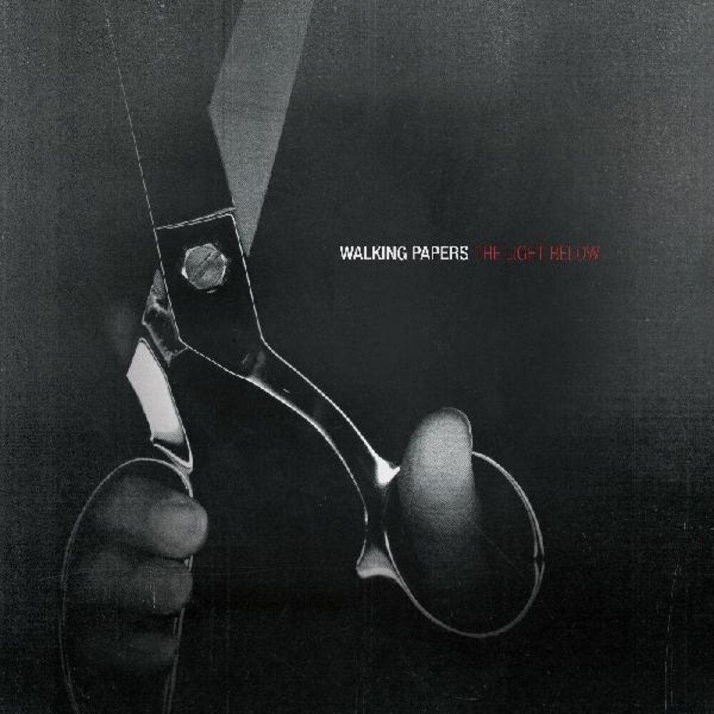 Walking Papers - The Light Below [White LP]