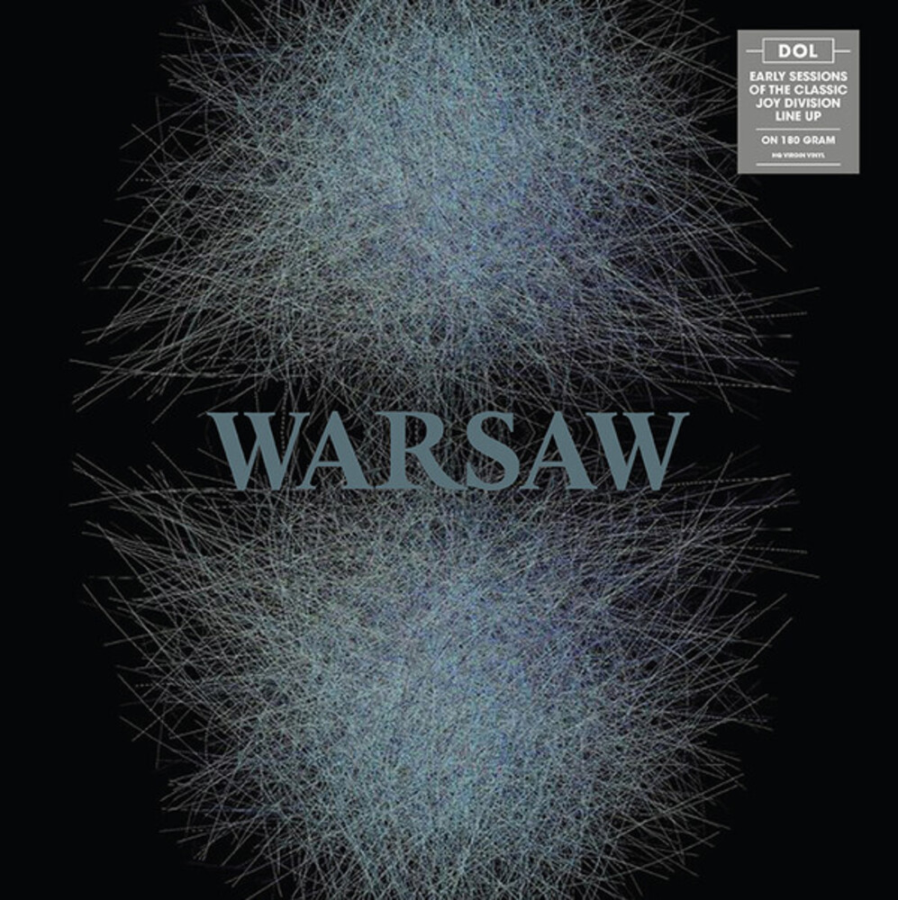 Warsaw - Warsaw [Grey Colored Vinyl]