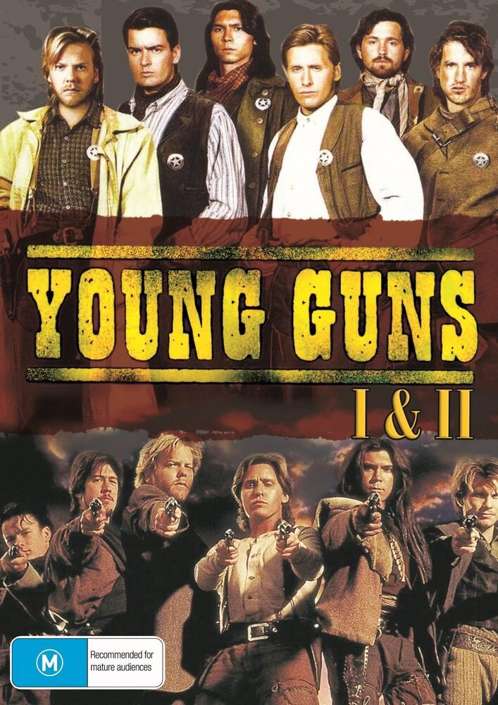 Young Guns / Young Guns 2 - Young Guns / Young Guns 2 (2pc) / (Aus Ntr0)