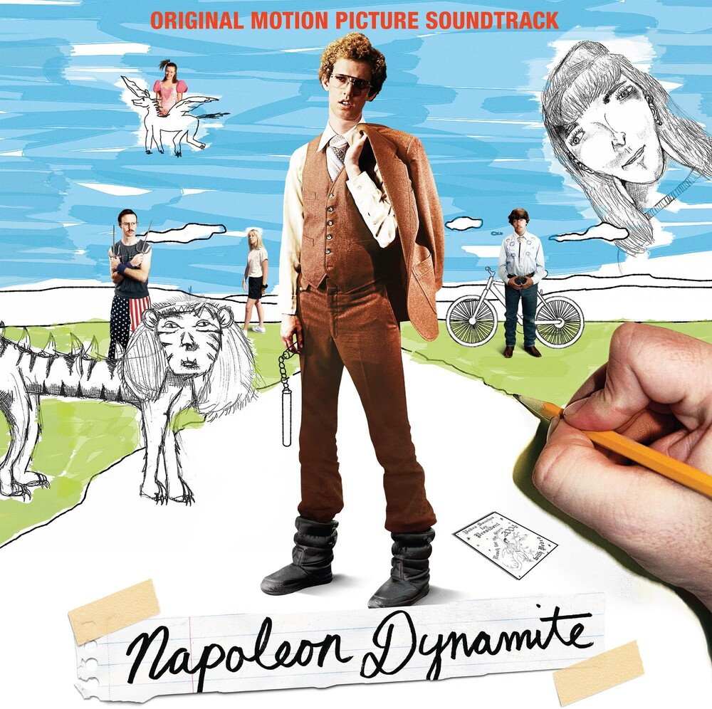 Napoleon Dynamite / Original Motion Picture - Napoleon Dynamite (Original Motion Picture Soundtrack)