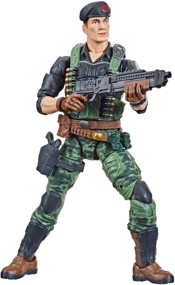 - Hasbro Collectibles - G.I. Joe Classified Series Foxtrot