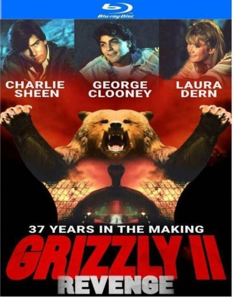 Grizzly II: Revenge - Grizzly Ii: Revenge