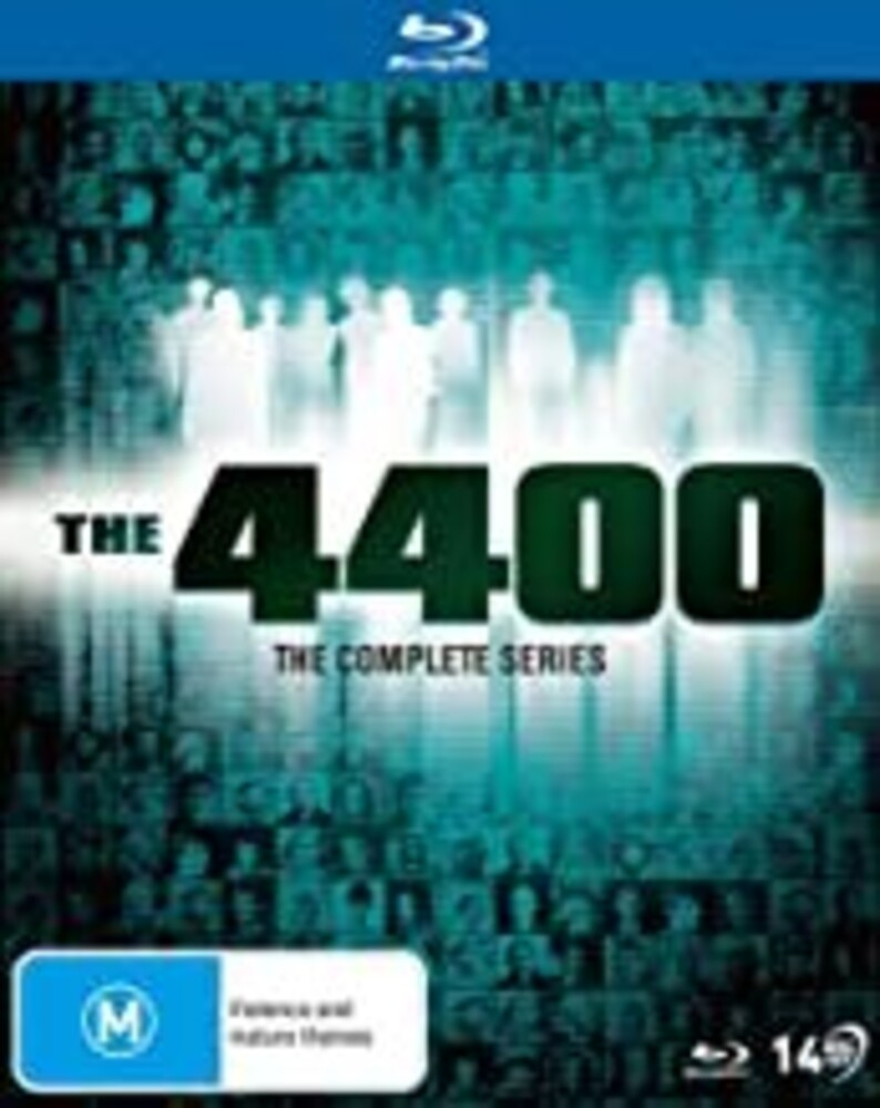4400: The Complete Series - 4400: The Complete Series (14pc) / (Box Aus)