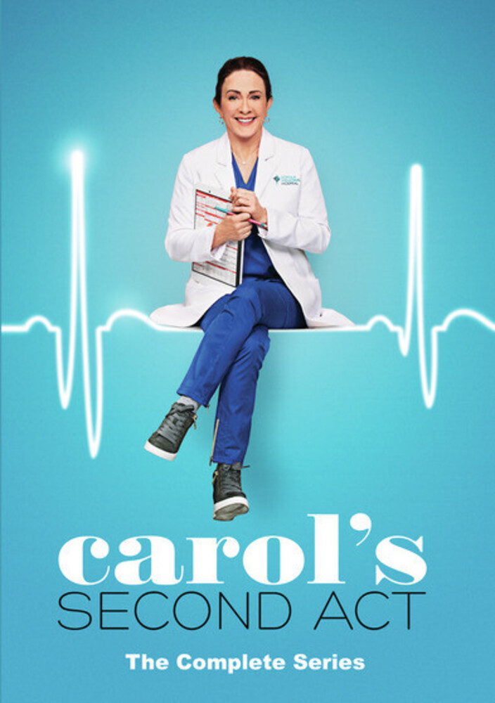Carol's Second Act: Complete Series - Carol's Second Act: Complete Series (2pc) / (Full)