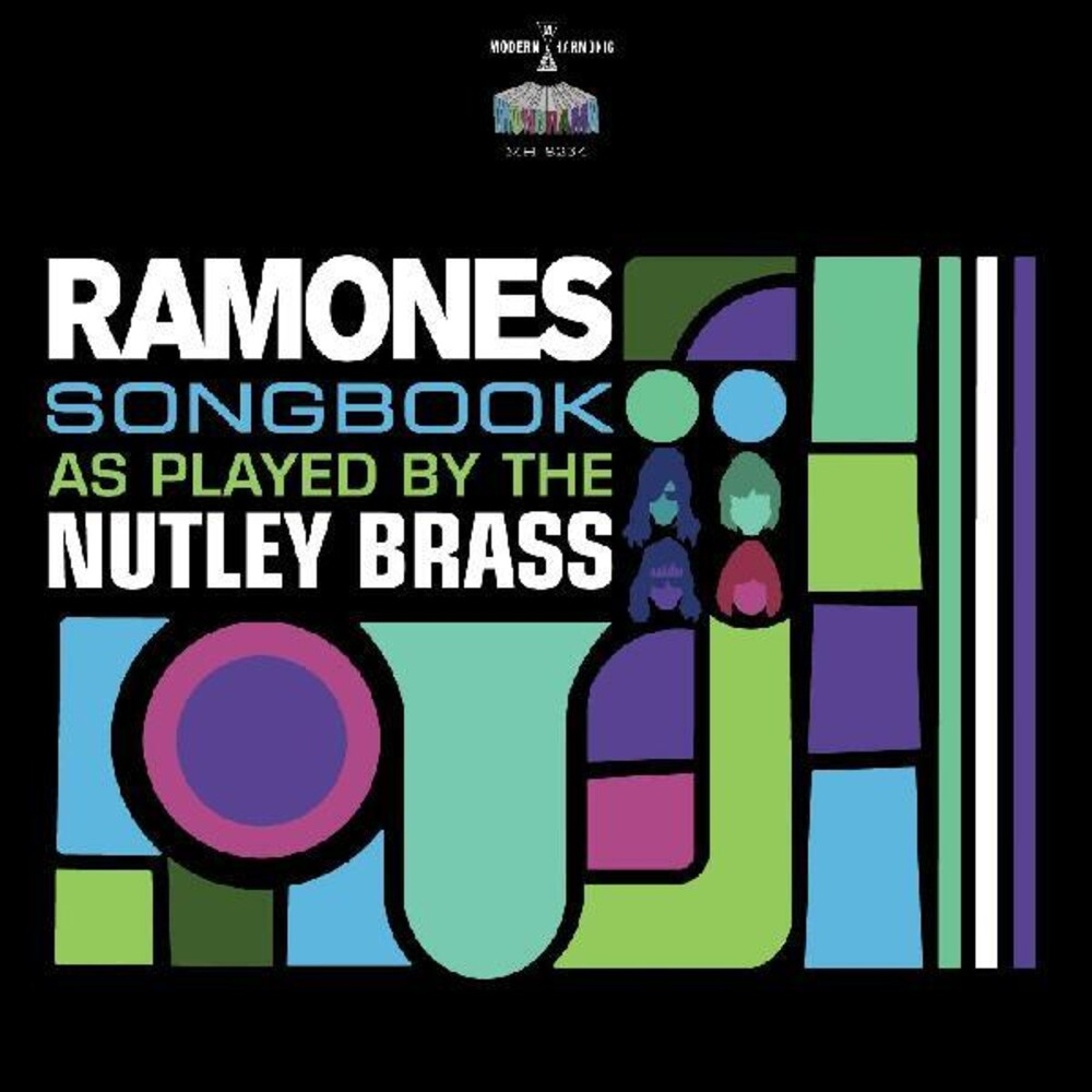 Nutley Brass - Ramones Songbook As Played By The Nutley Brass