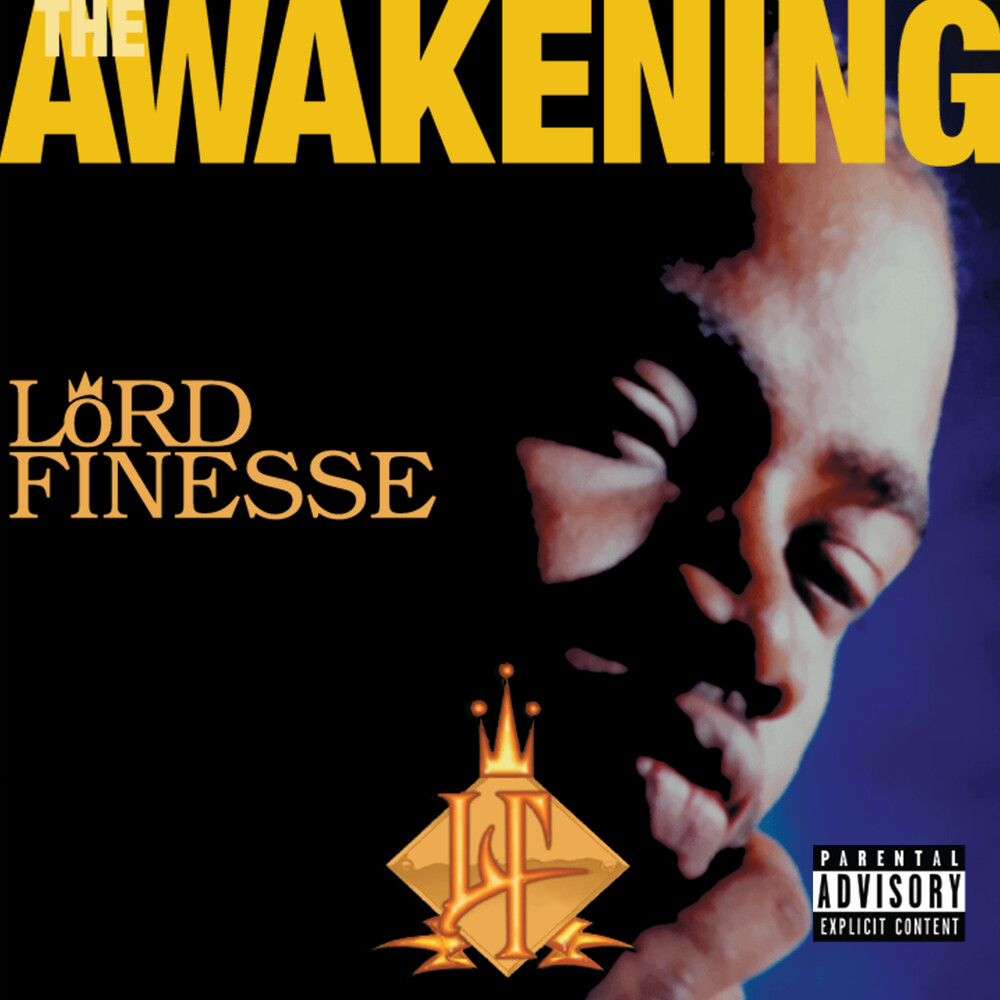Lord Finesse - The Awakening (25th Anniversary - Remastered) (Colored Vinyl)