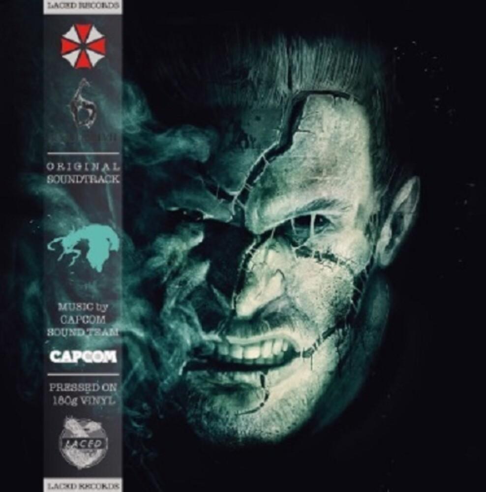 Capcom Sound Team - Resident Evil 6 / O.S.T.