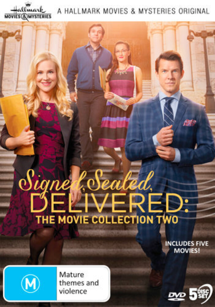 Signed Sealed & Delivered: The Movie Collection 2 - Signed Sealed & Delivered: The Movie Collection 2