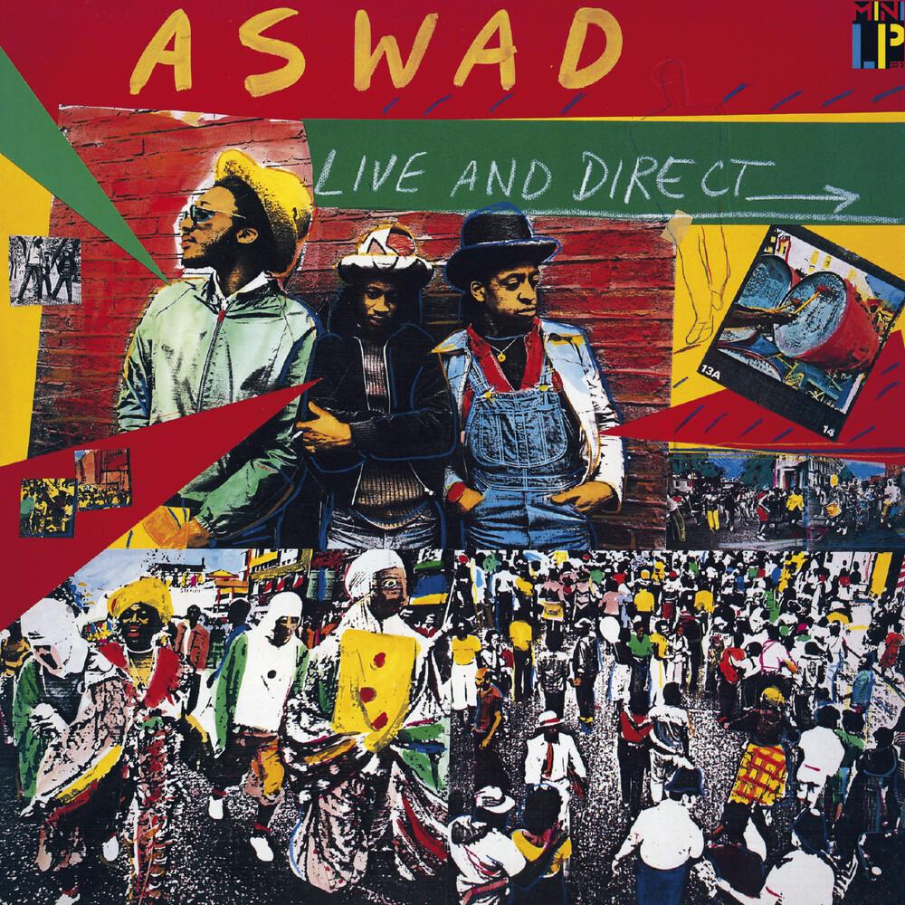 Aswad - Live & Direct (Hol)