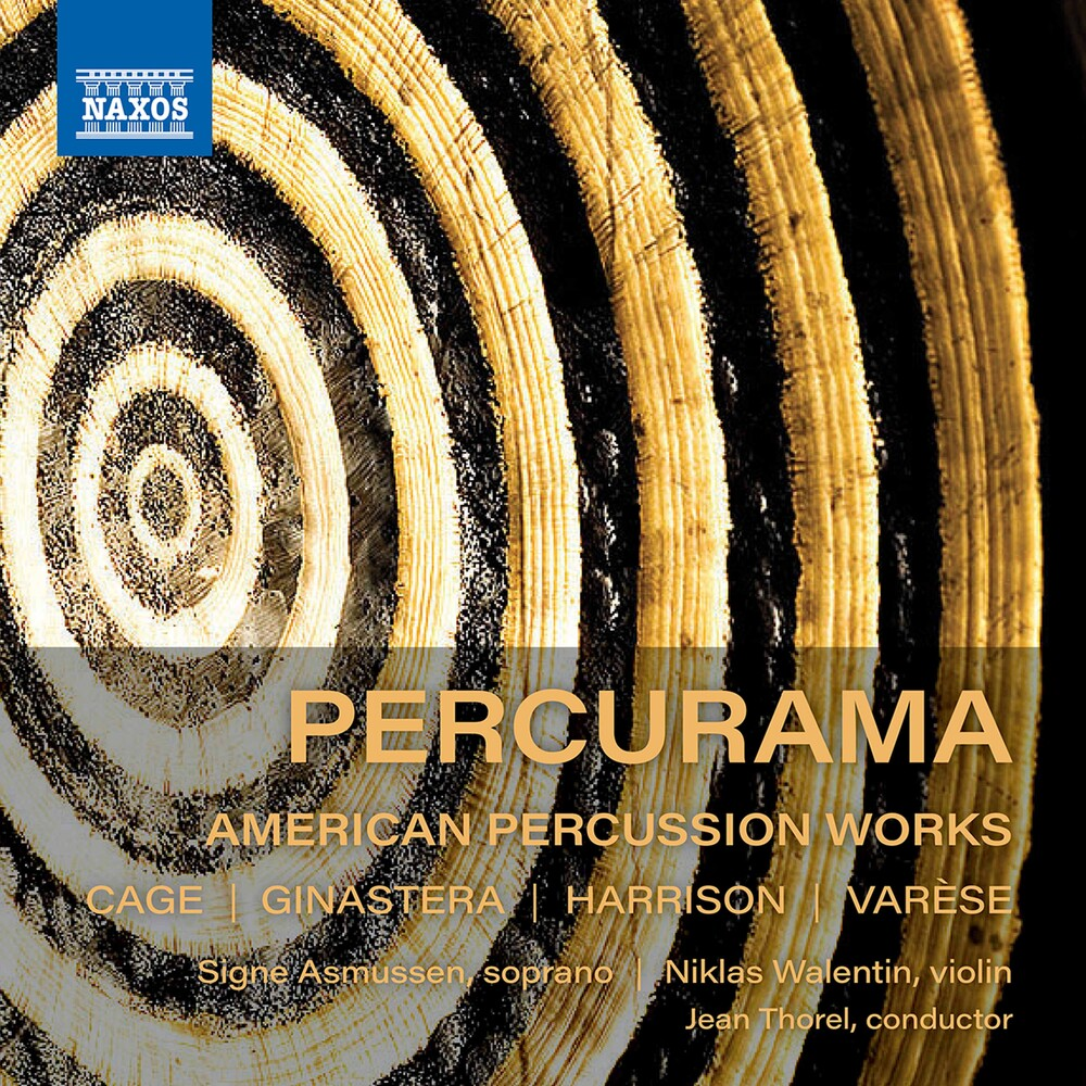 Cage / Asmussen / Thorel - American Percussion Works