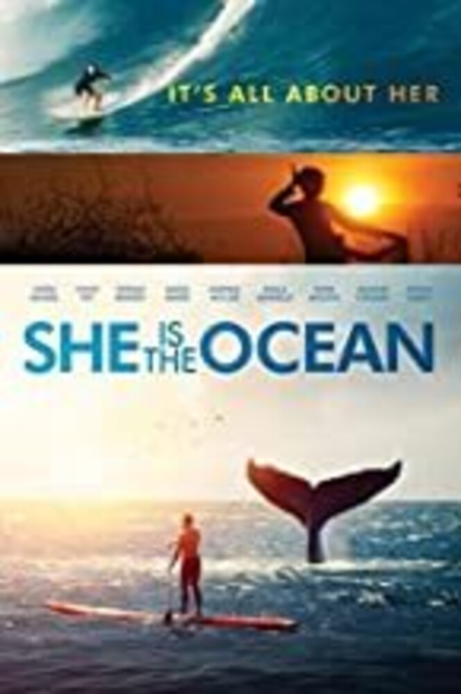 She Is the Ocean - She Is The Ocean