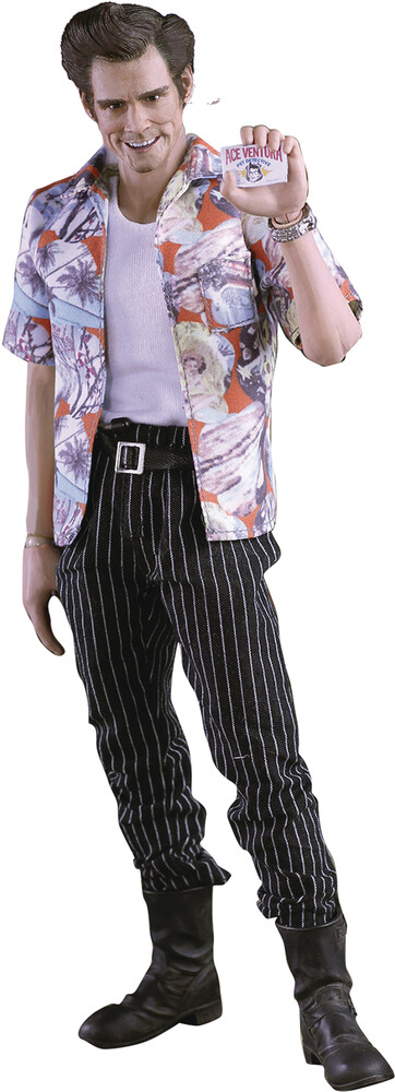 Asmus Toys - Asmus Toys - Ace Ventura Pet Detective 1/6 Action Figure (Net)