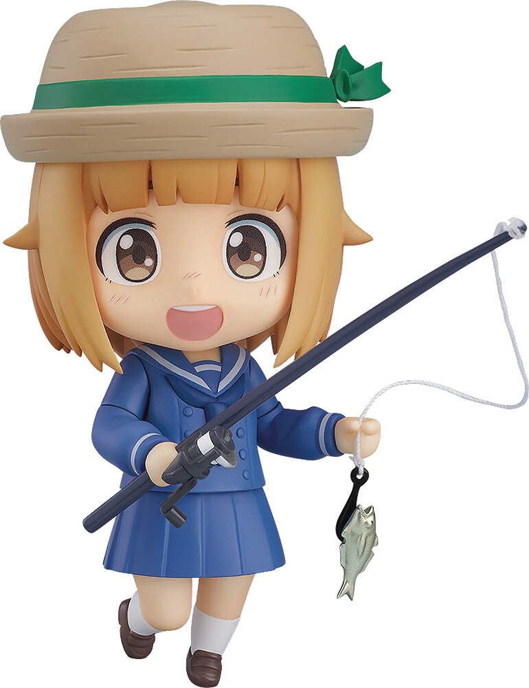 Good Smile Company - Good Smile Company - Diary Of Our Days At Breakwater Hinata TsurugiNendoroid Action Figure