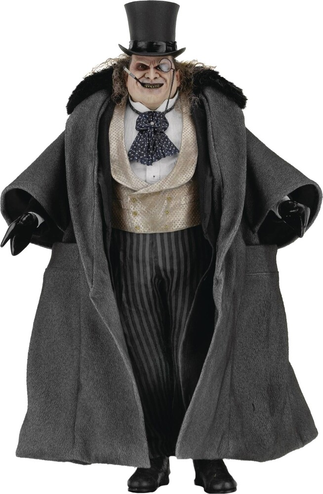 - NECA - Batman Returns Mayoral Penguin 1/4 Scale Action Figure