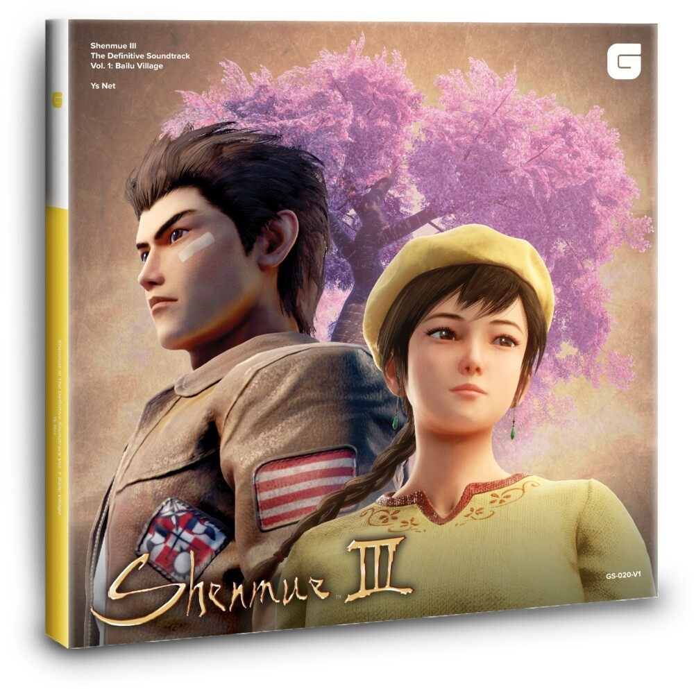 Ys Net (Colv) - Shenmue Iii - The Definitive Soundtrack Vol. 1