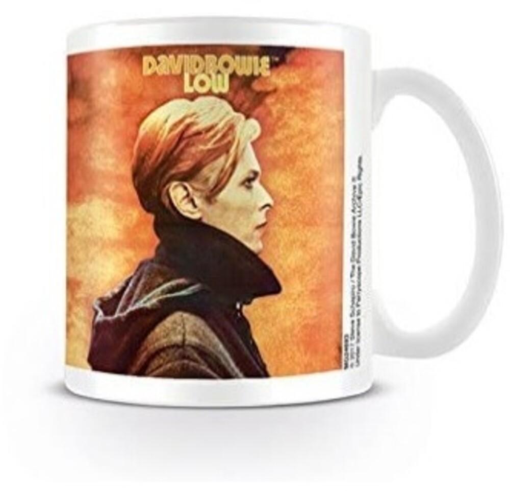 David Bowie - Low 11 Oz Ceramic Mug - David Bowie - Low 11 Oz Ceramic Mug