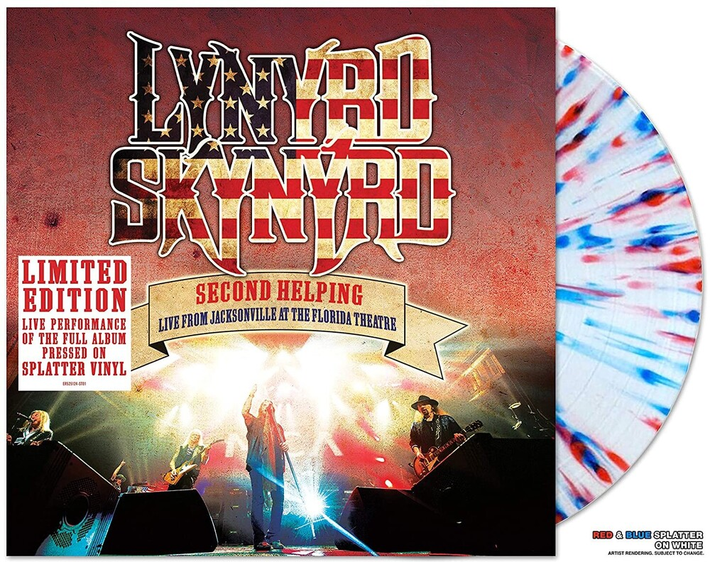 Lynyrd Skynyrd - Second Helping - Live From Jackson At The Florida