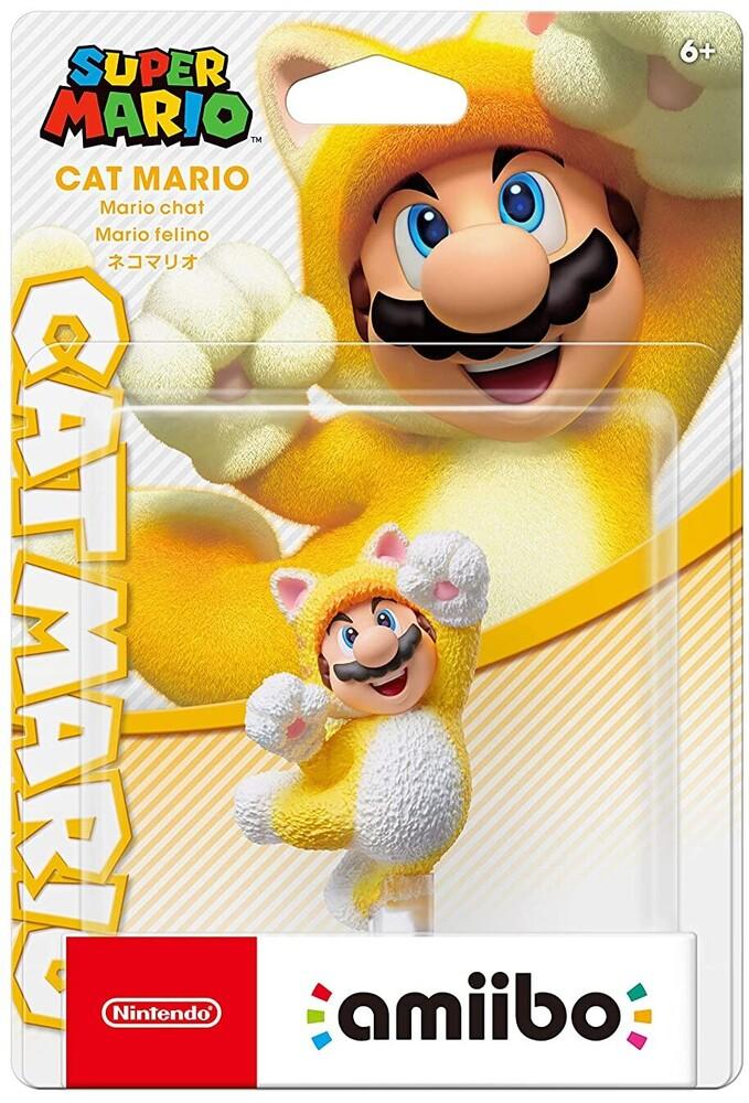 Amiibo - Cat Mario - amiibo - Cat Mario - Super Mario Series