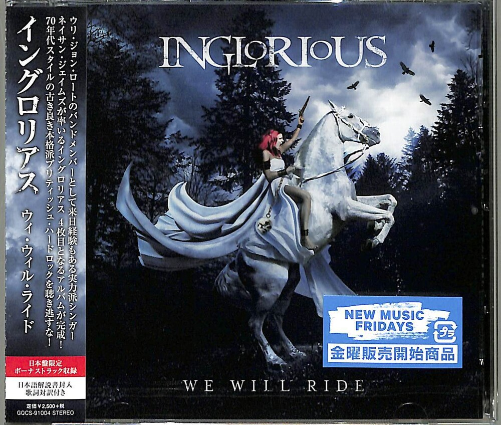 Inglorious - We Will Ride (Bonus Track) [Import]