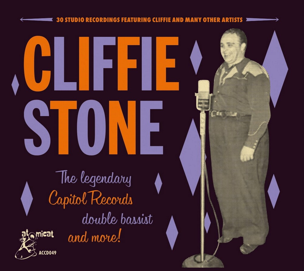 Cliffie Stone - Legendary Bassist And More