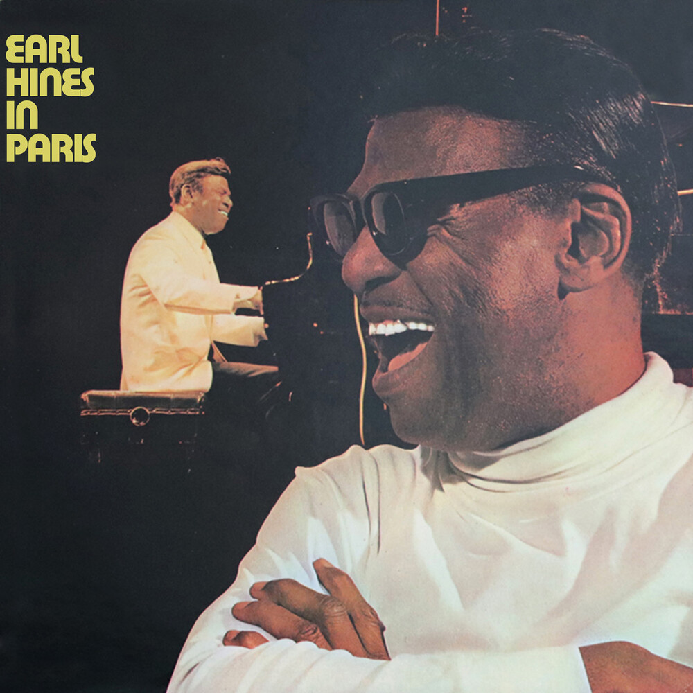 Earl Hines - In Paris (Mod)