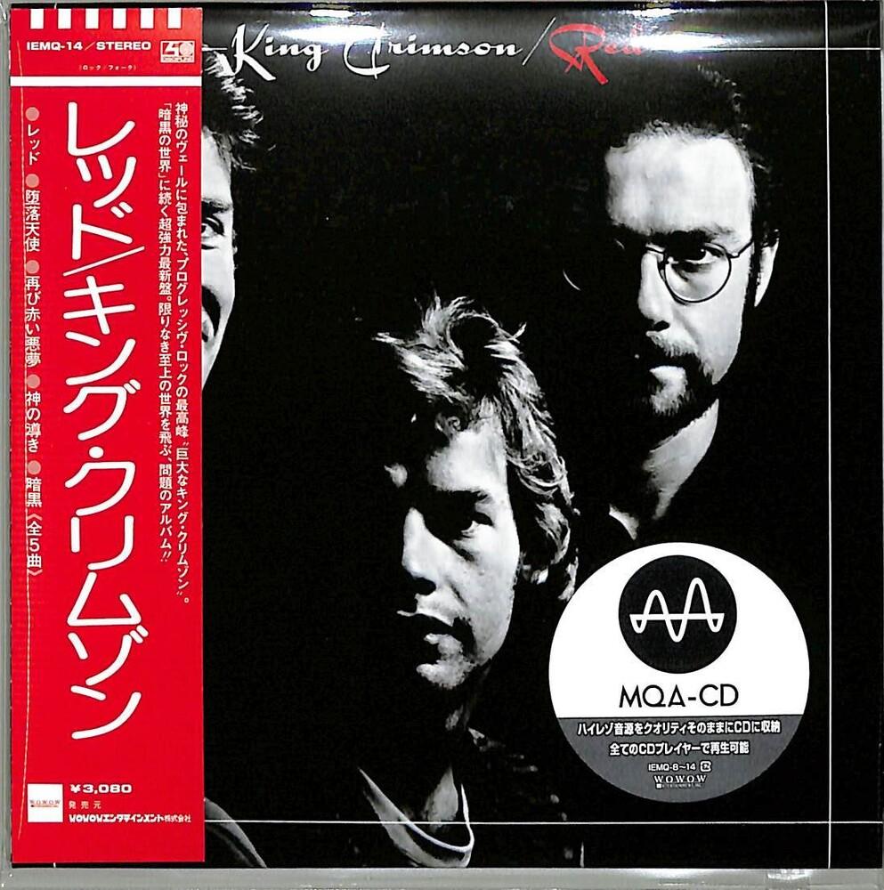 King Crimson - Red (MQA-CD) (Paper Sleeve)