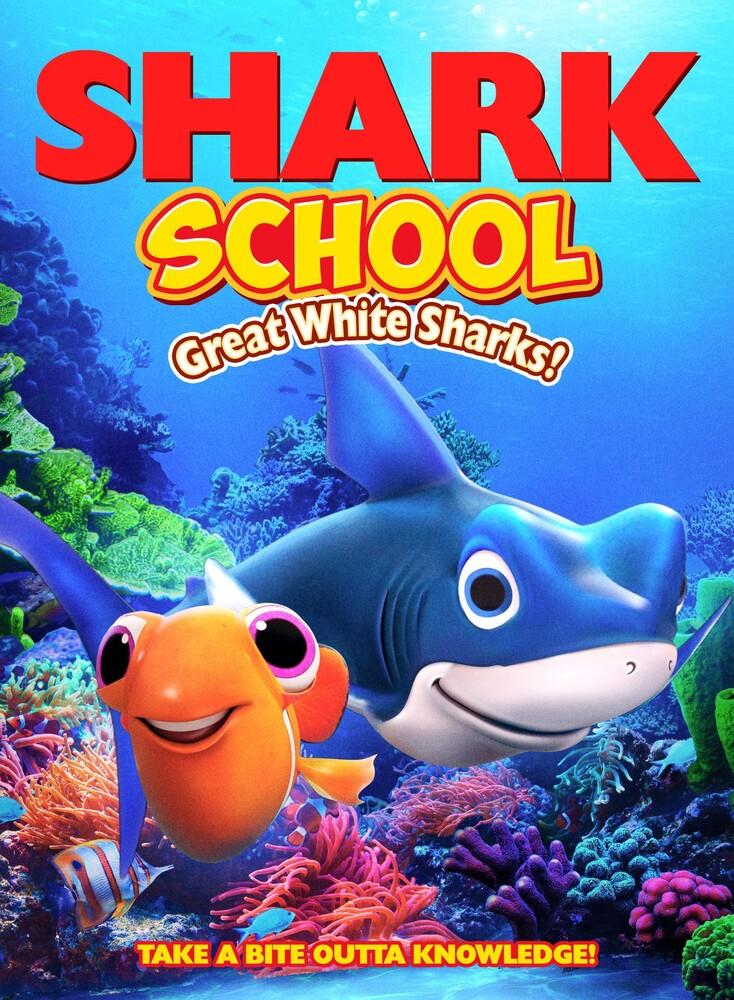 Jonathon Carley - Shark School: Great White Sharks
