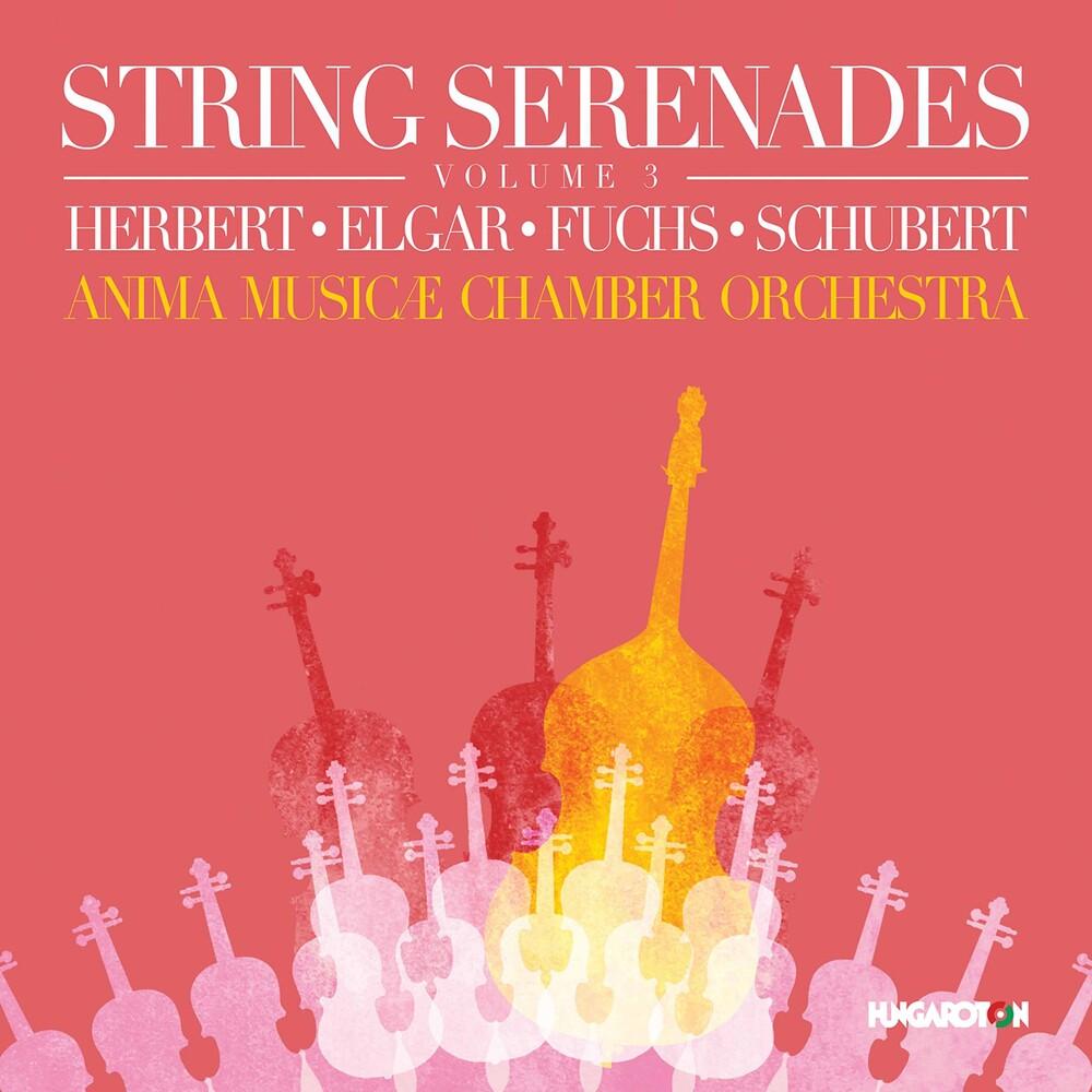 Elgar / Anima Musicae Chamber Orch - String Serenades 3