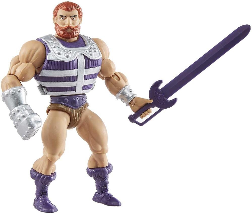- Mattel Collectible - Masters of the Universe Origins Fisto (He-Man, MOTU)