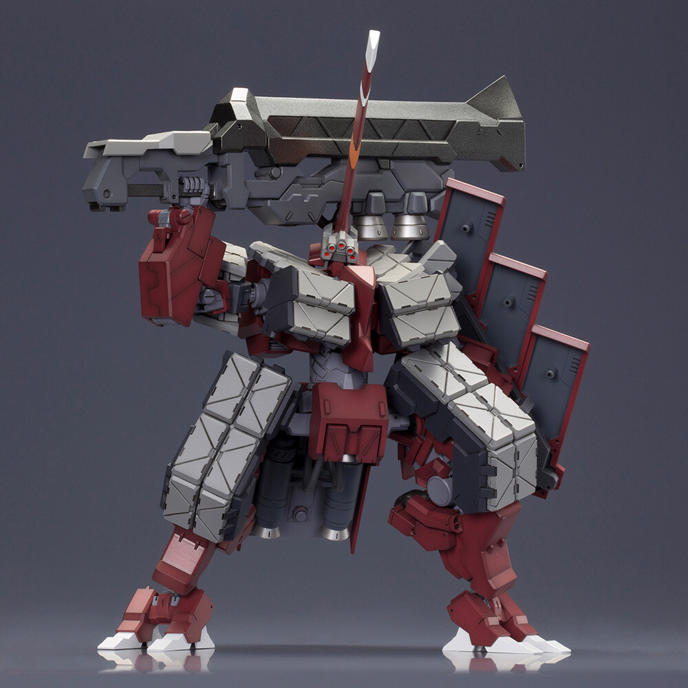 - Frame Arms Type 48 Model 2 Kagutsuchi-Otsu Fencer