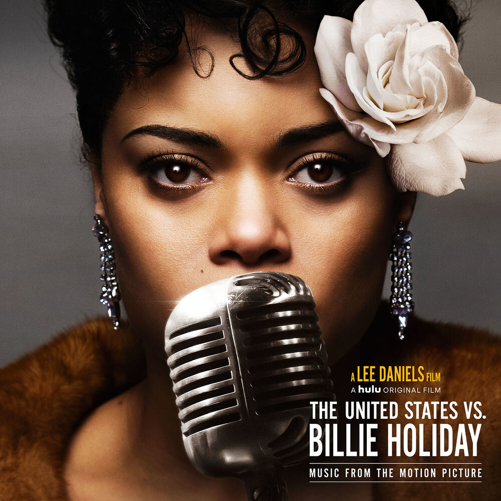 Andra Day - The United States Vs. Billie Holiday (Music From the Motion Picture) [Gold LP]