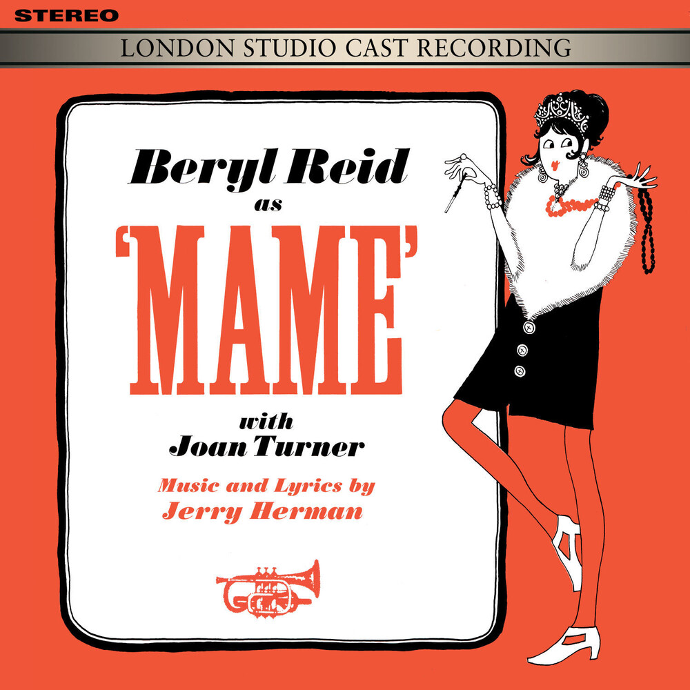 Mame: 1969 London Studio Cast - Mame: 1969 London Studio Cast (Uk)