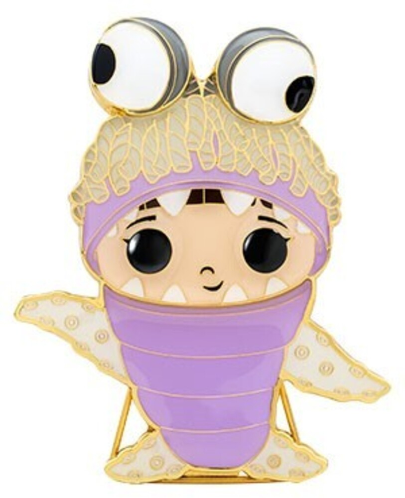 Funko Pop! Pins: - Monsters Inc. - Boo In Monster Suit (Pin) (Vfig)