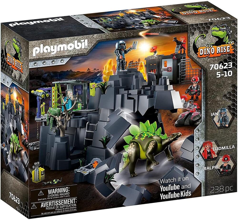 Playmobil - Dinos Ii (Fig)