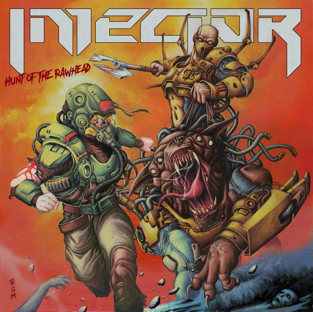 Injector - Hunt Of The Rawhead (Spa)