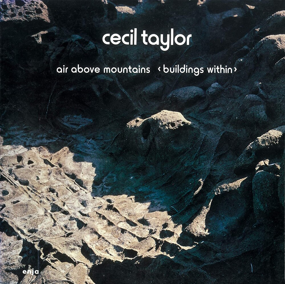 Cecil Taylor - Air Above Mountain [Reissue] (Jpn)