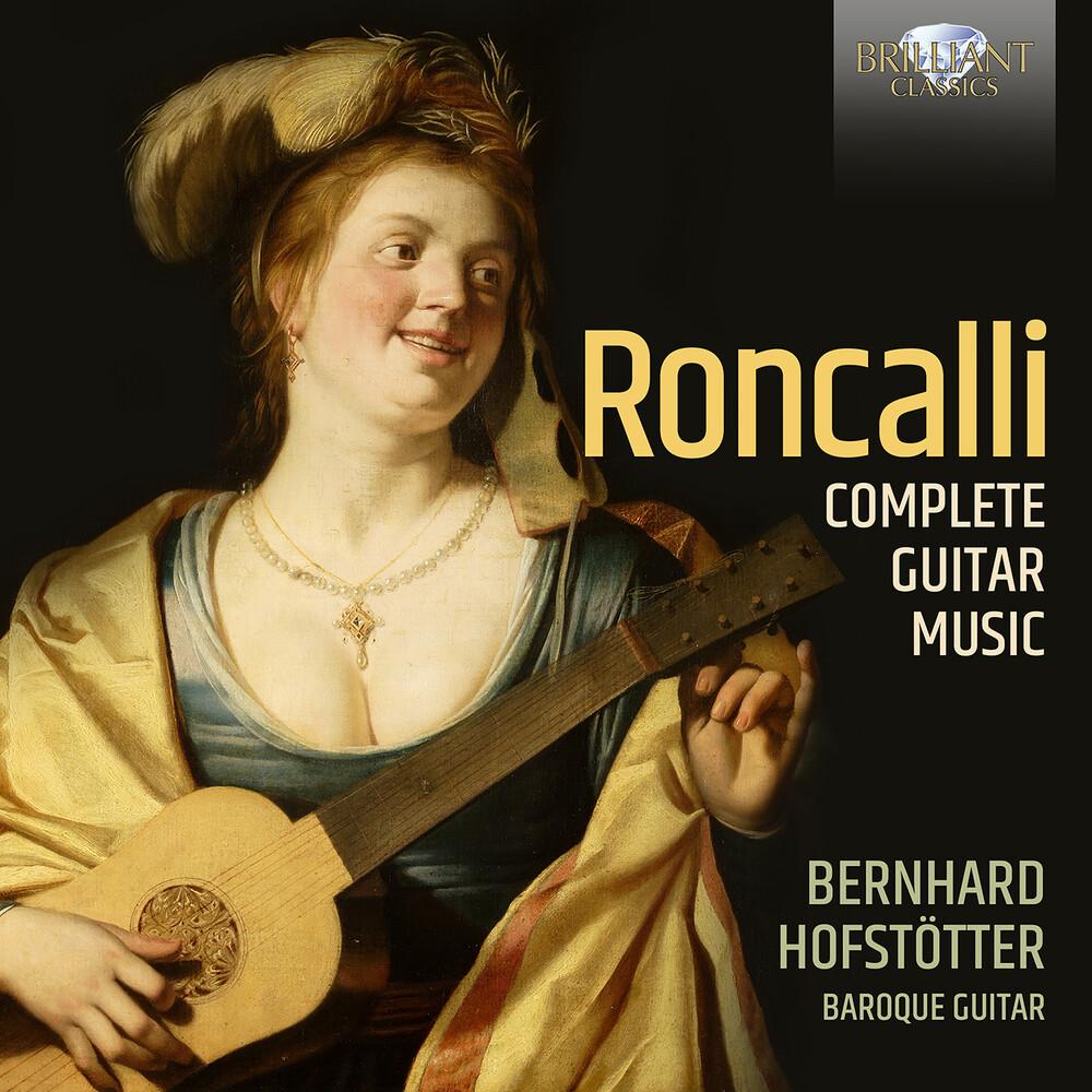 Roncalli / Hofstotter - Complete Guitar Music (2pk)