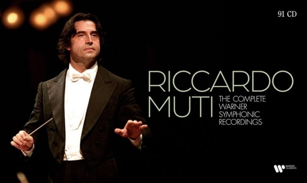 Ricardo Muti - Riccardo Muti: Complete Warner Symphonic Recording