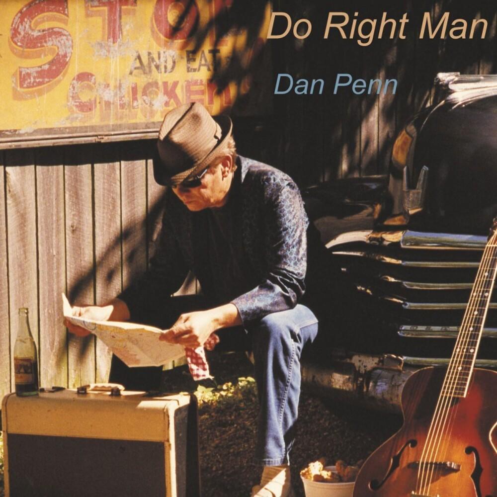 Dan Penn - Do Right Man [Colored Vinyl] (Gol) [Limited Edition] [180 Gram] (Hol)
