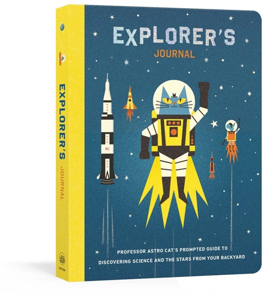 Dominic Walliman  Dr / Newman,Ben - Explorers Journal (Jour) (Ppbk)