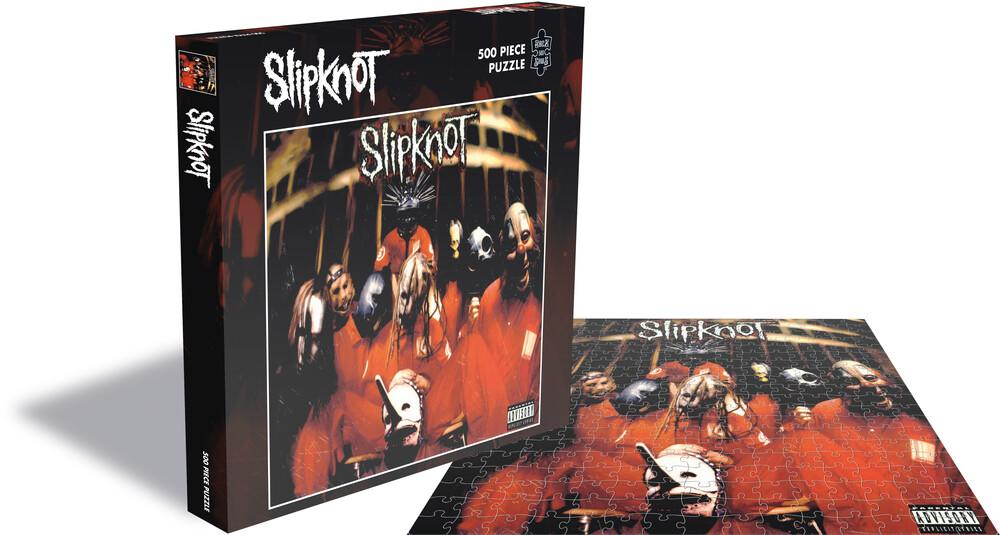 - Slipknot Slipknot (500 Piece Jigsaw Puzzle) (Puzz)
