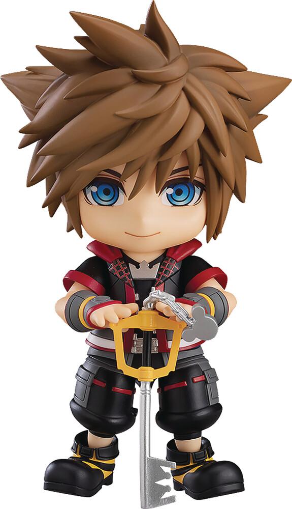- Kingdom Hearts Iii Sora Nendoroid Af (Afig) (Clcb)