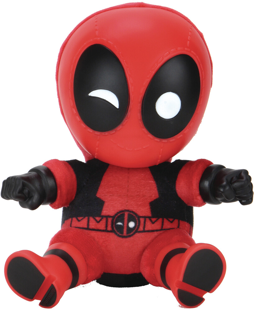 - Marvel Roto Phunny Deadpool 8in Plush (Plus)