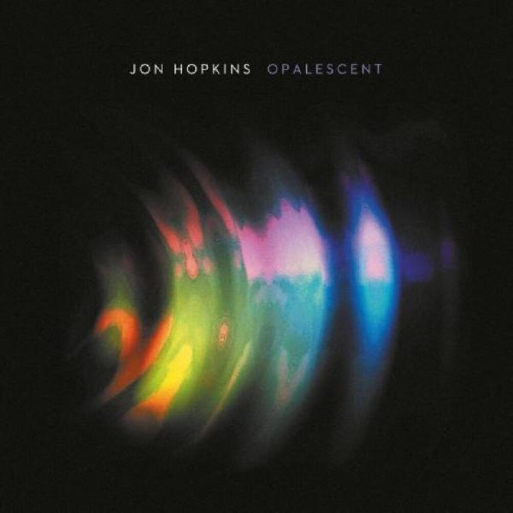Jon Hopkins - Opalescent [Clear Vinyl] [Indie Exclusive]