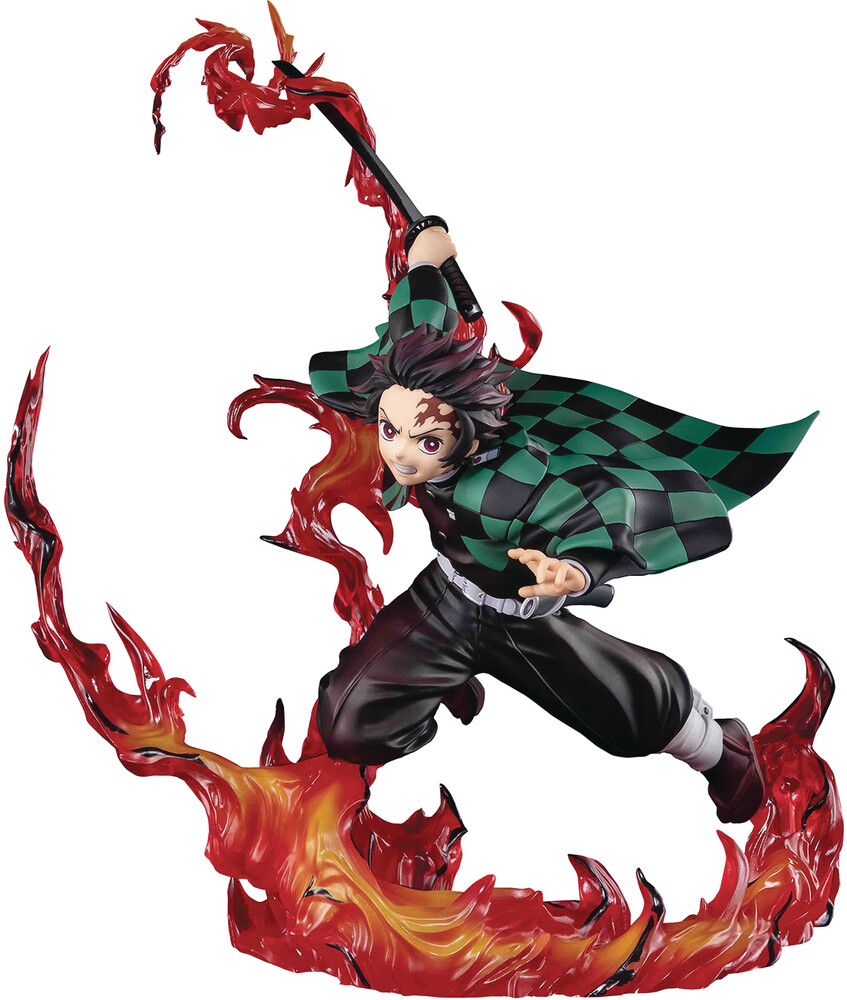 - Demon Slayer - Tanjiro Kamado Breathing (Clcb)
