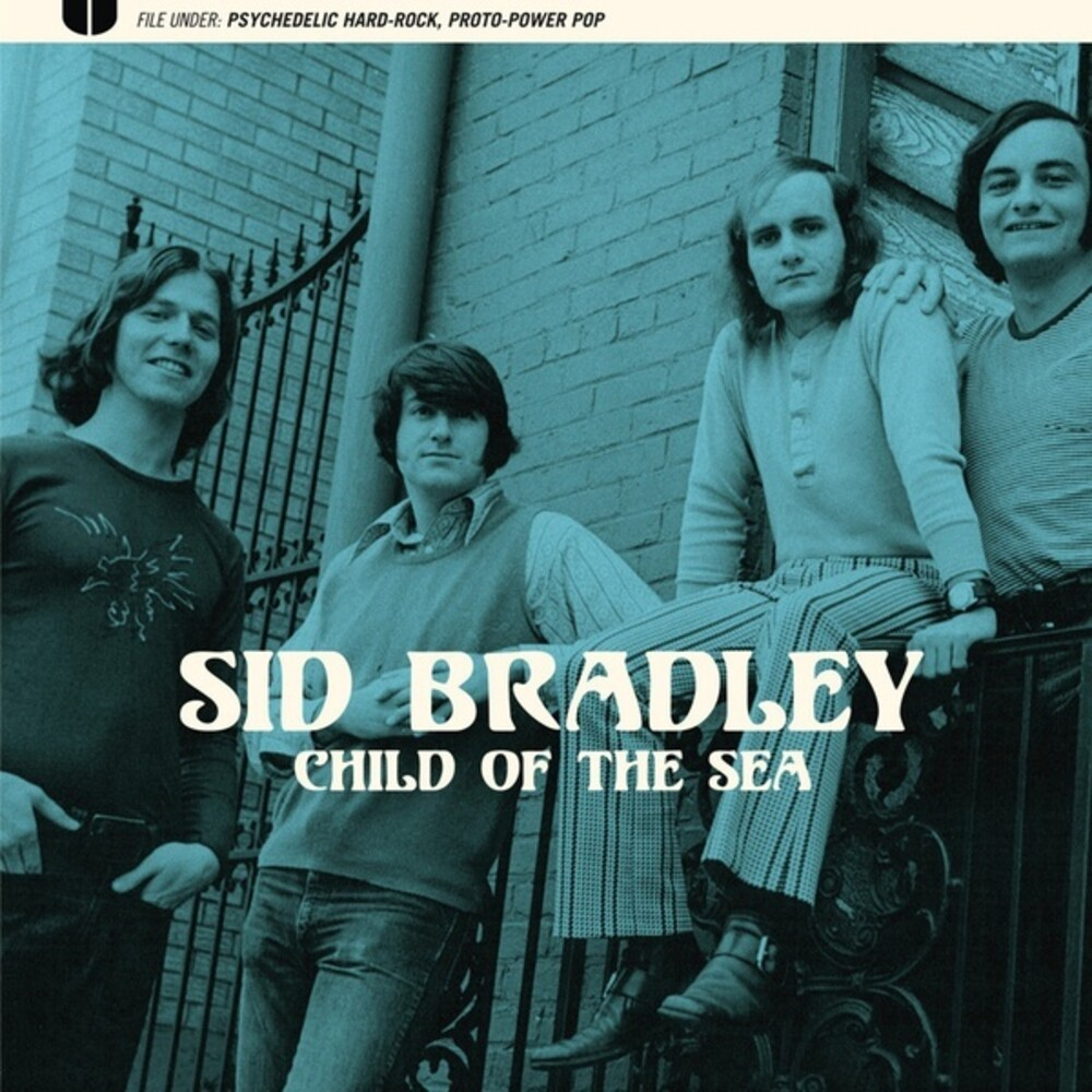 Sid Bradley - Child Of The Sea