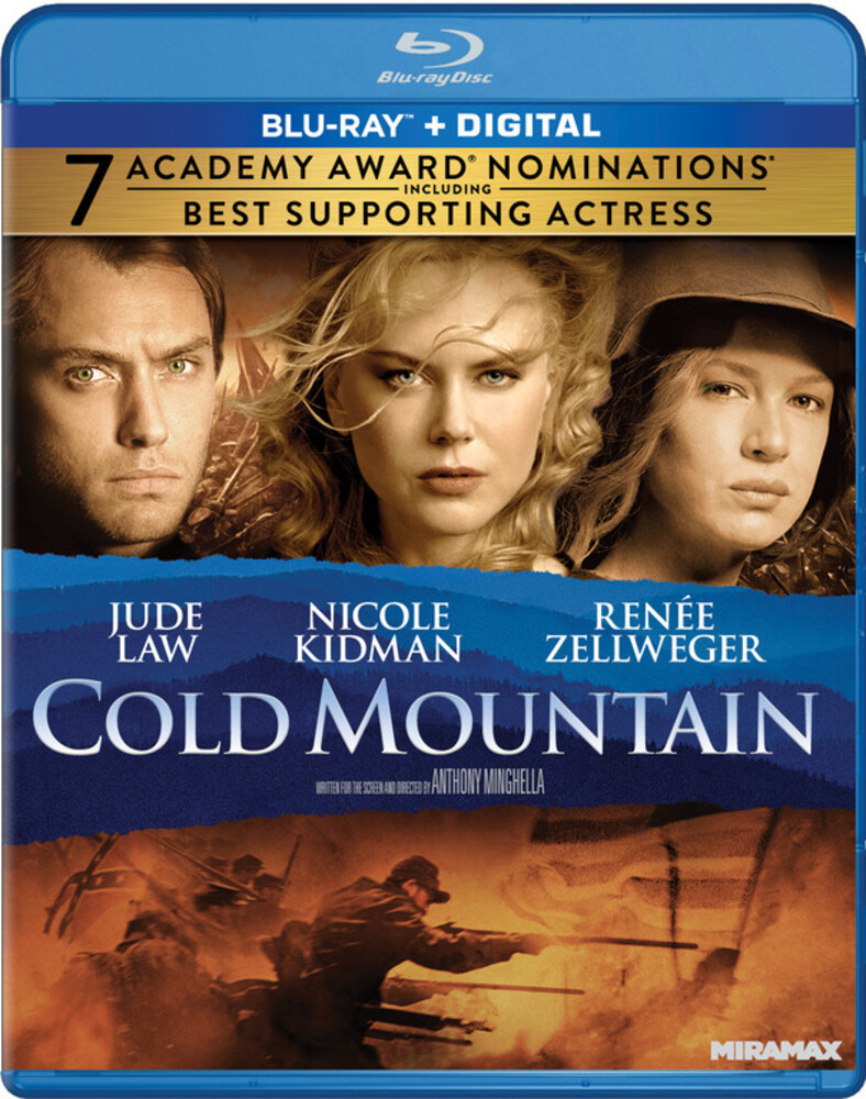 - Cold Mountain / (Ac3 Amar Dts Sub Ws)