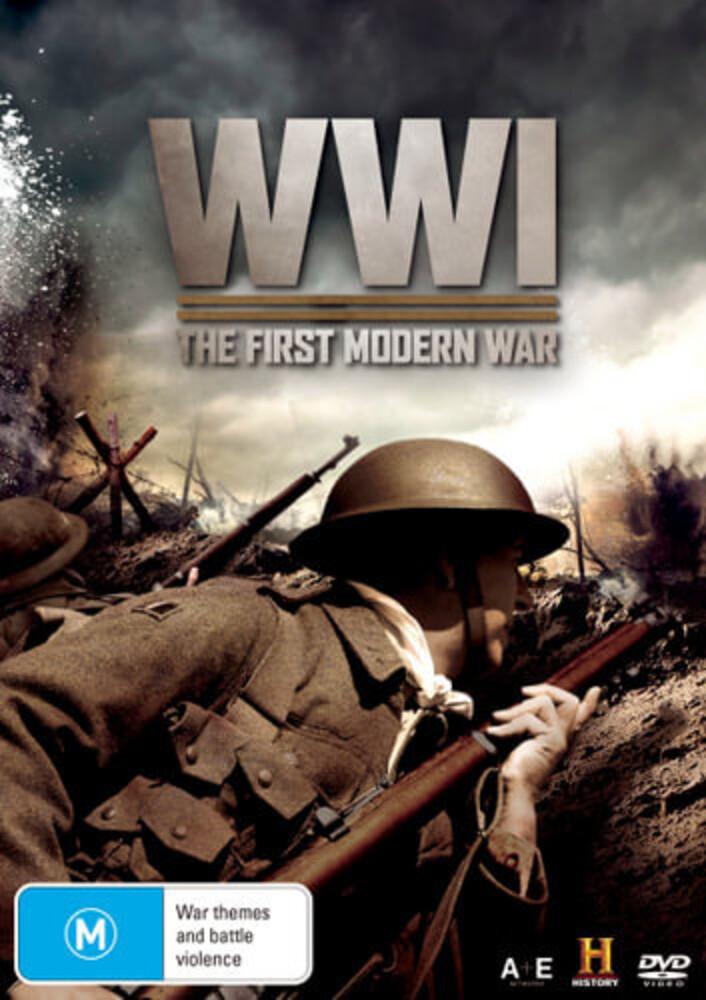 World War I: The First Modern War - World War I: The First Modern War / (Aus Ntr0)