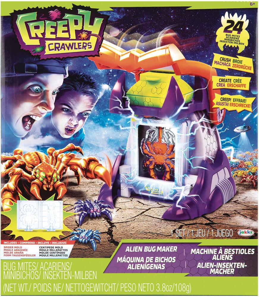 - Creepy Crawlers Alien Bug Creator Cs (Net) (Clcb)